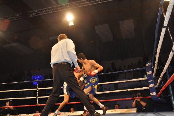 Boxe Pro