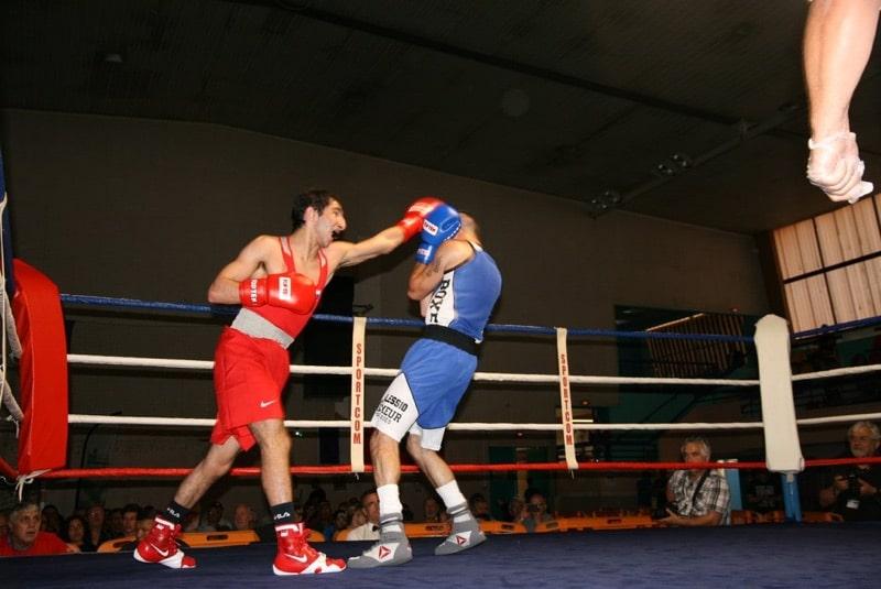 Boxe amateur