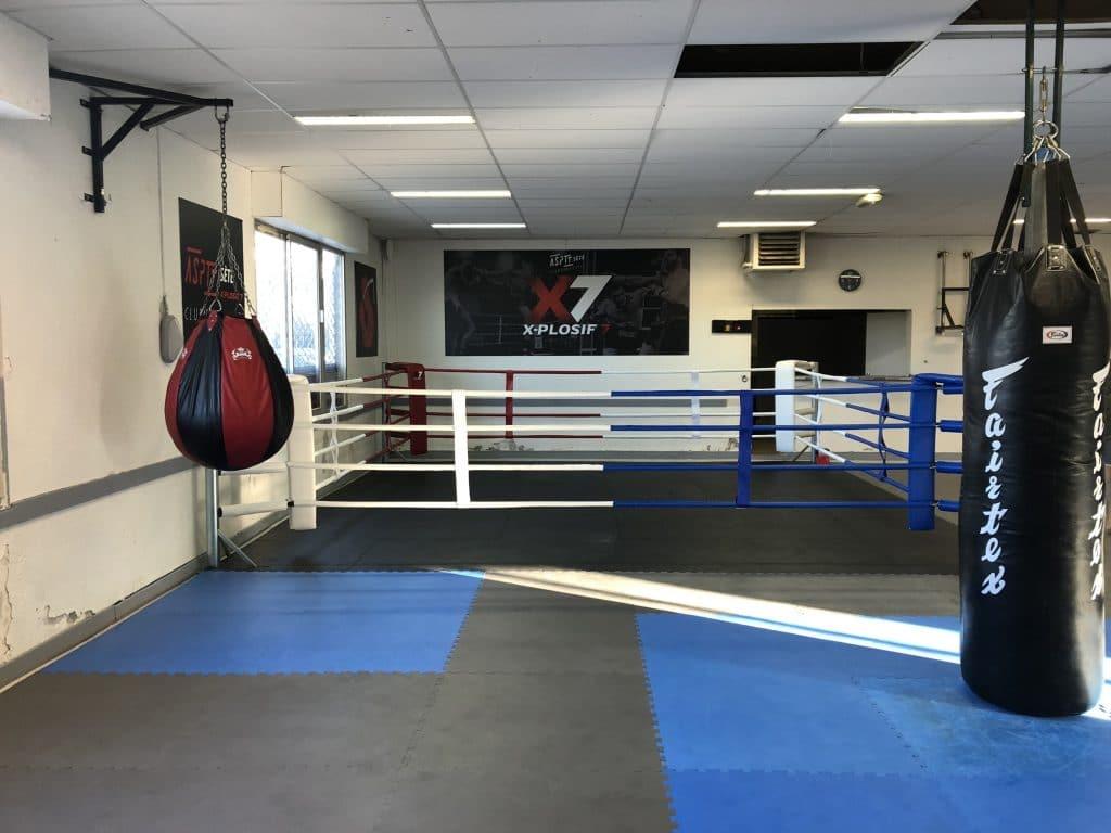 Clubs de boxe